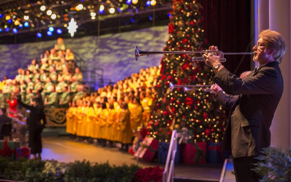 Mira todo lo que hay en Disney en Navidad