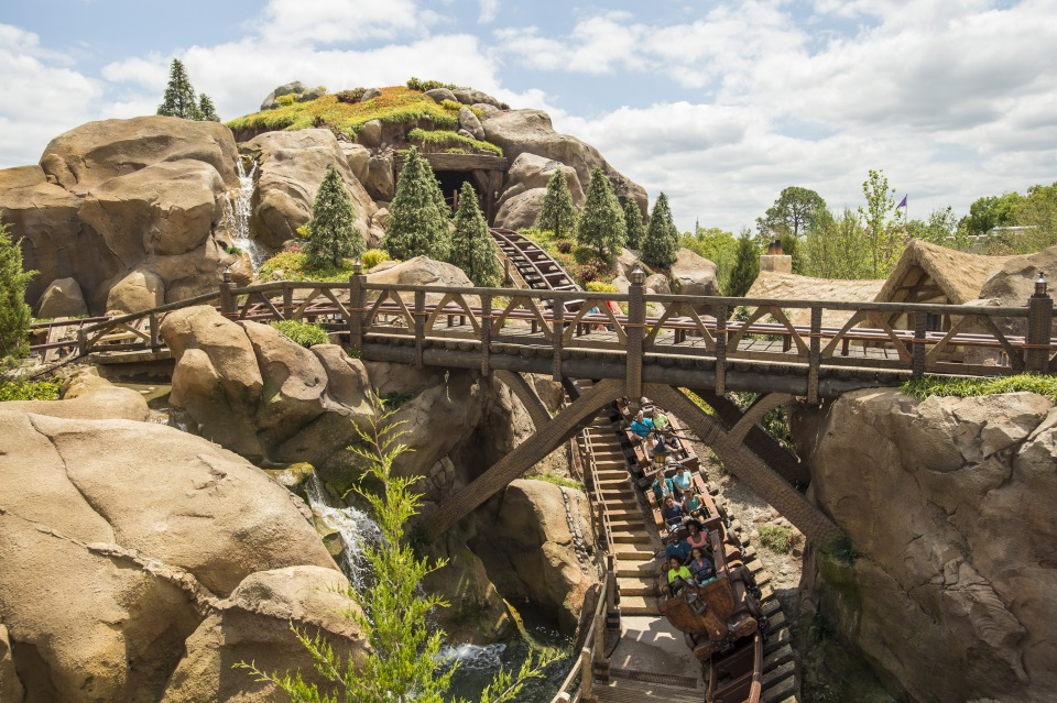 Conoce las atracciones imperdibles en Magic Kingdom de Disney