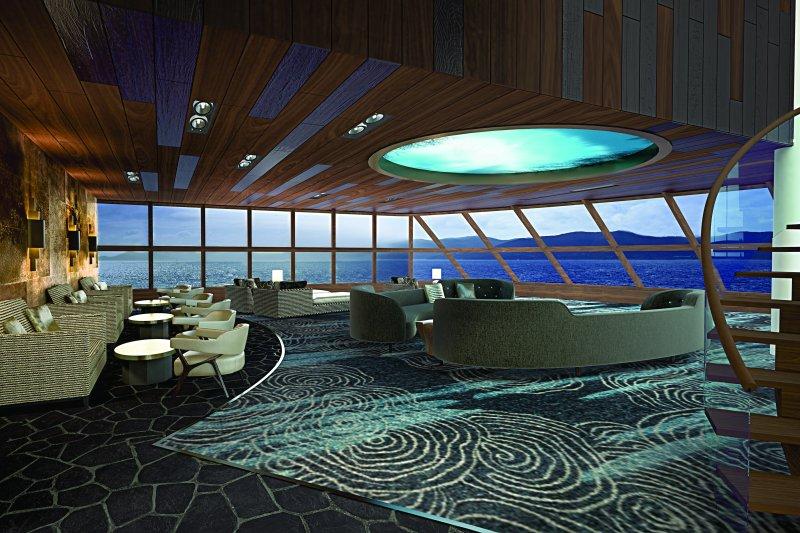 Los beneficios de viajar en suites en Norwegian Cruise Line